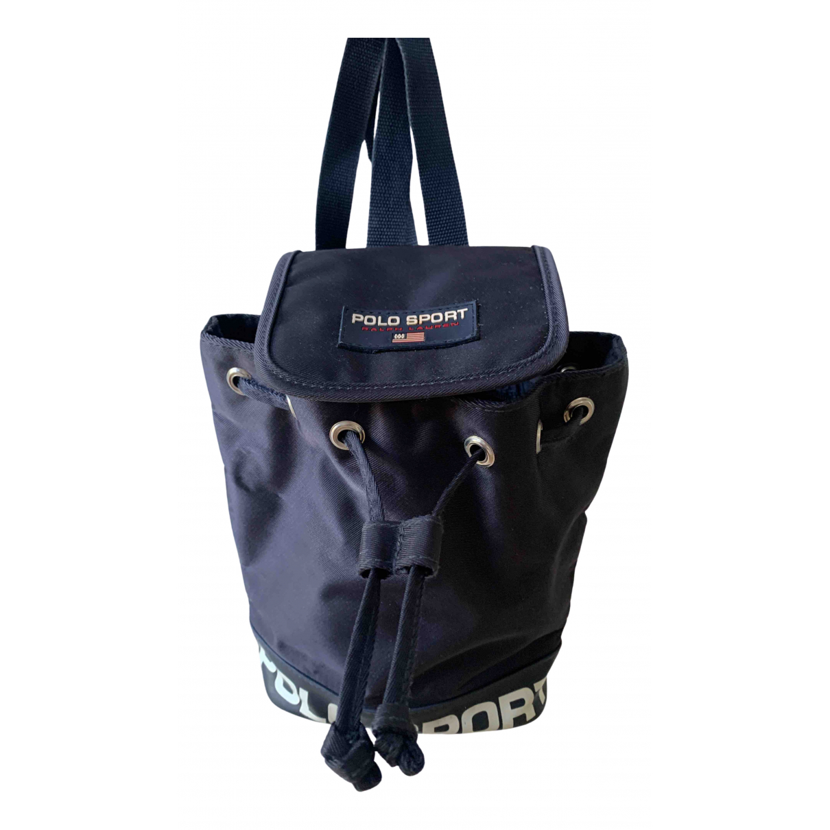 Polo Ralph Lauren \N Blue backpack for Women \N