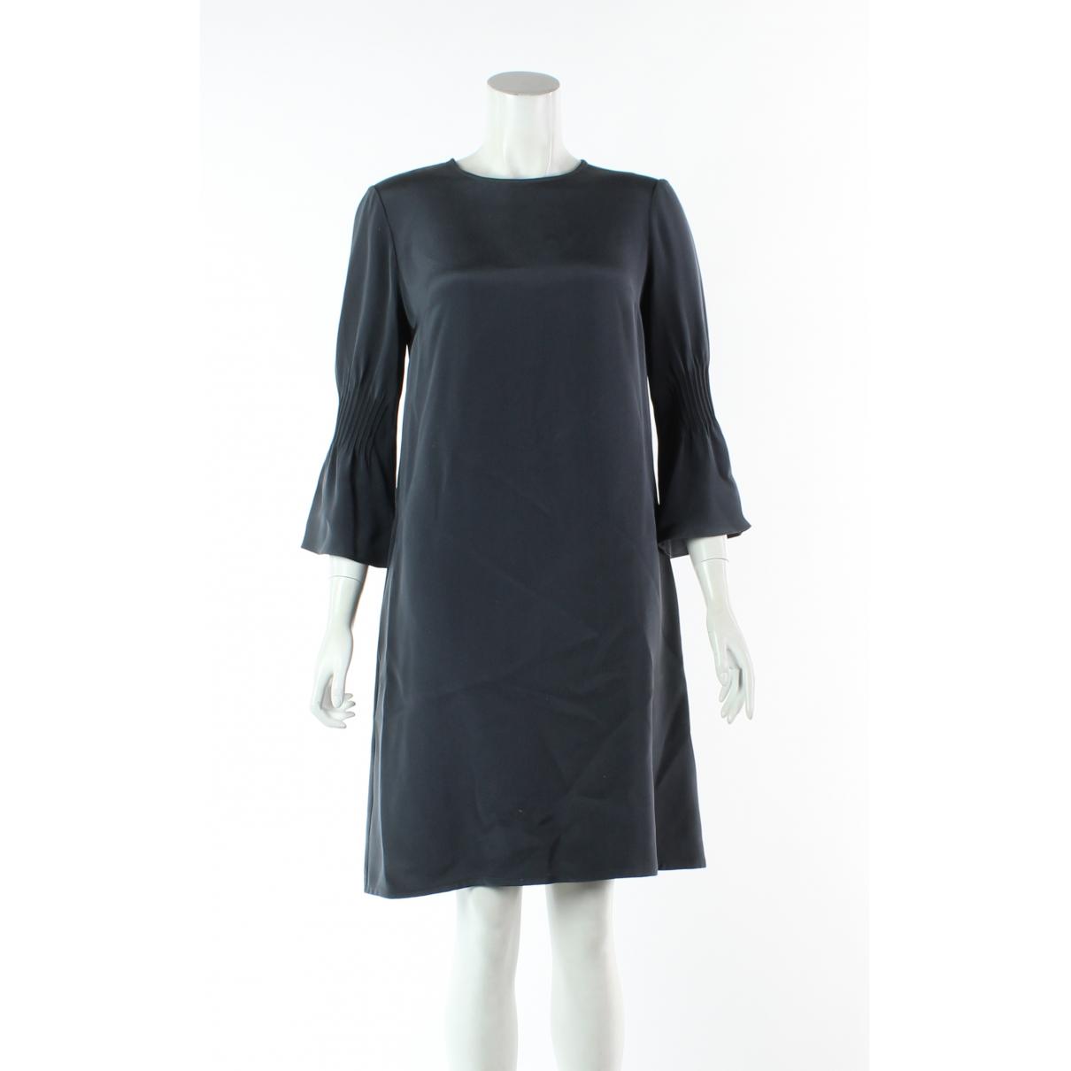 Goat - Robe   pour femme en soie - gris