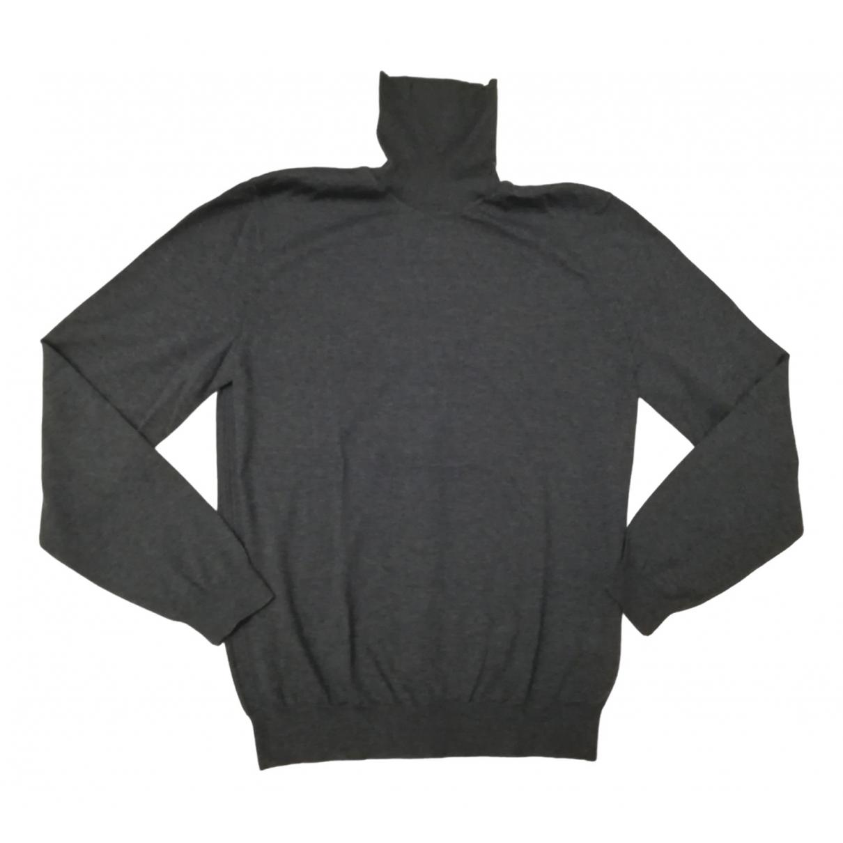 Boss \N Grey Wool Knitwear & Sweatshirts for Men S International