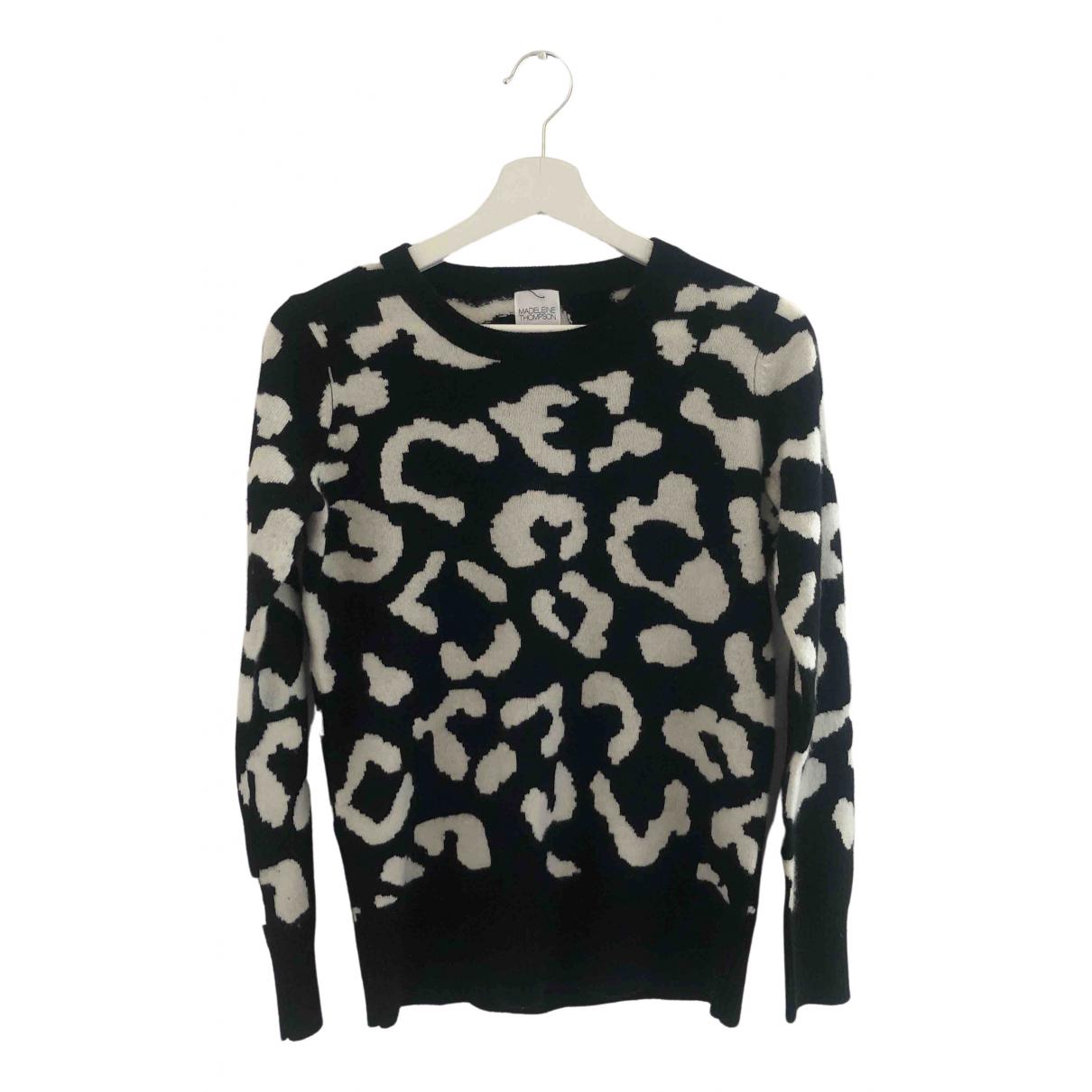 Madeleine Thompson \N Black Cashmere Knitwear for Women S International