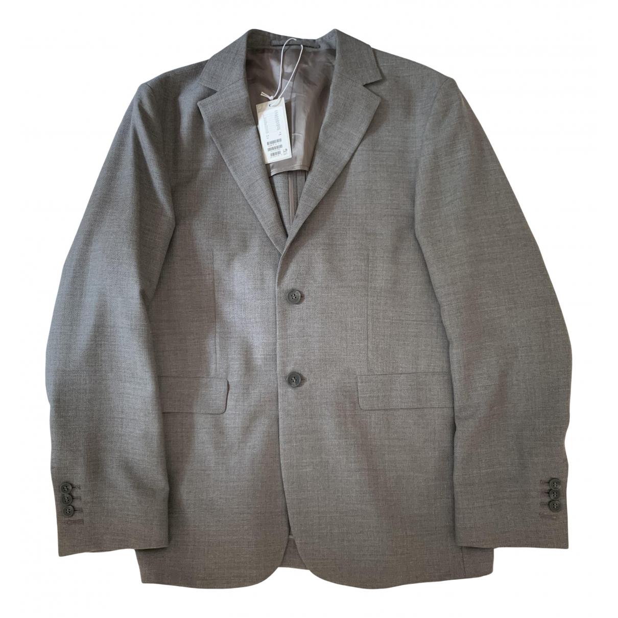 Cos - Costumes   pour homme en coton - gris