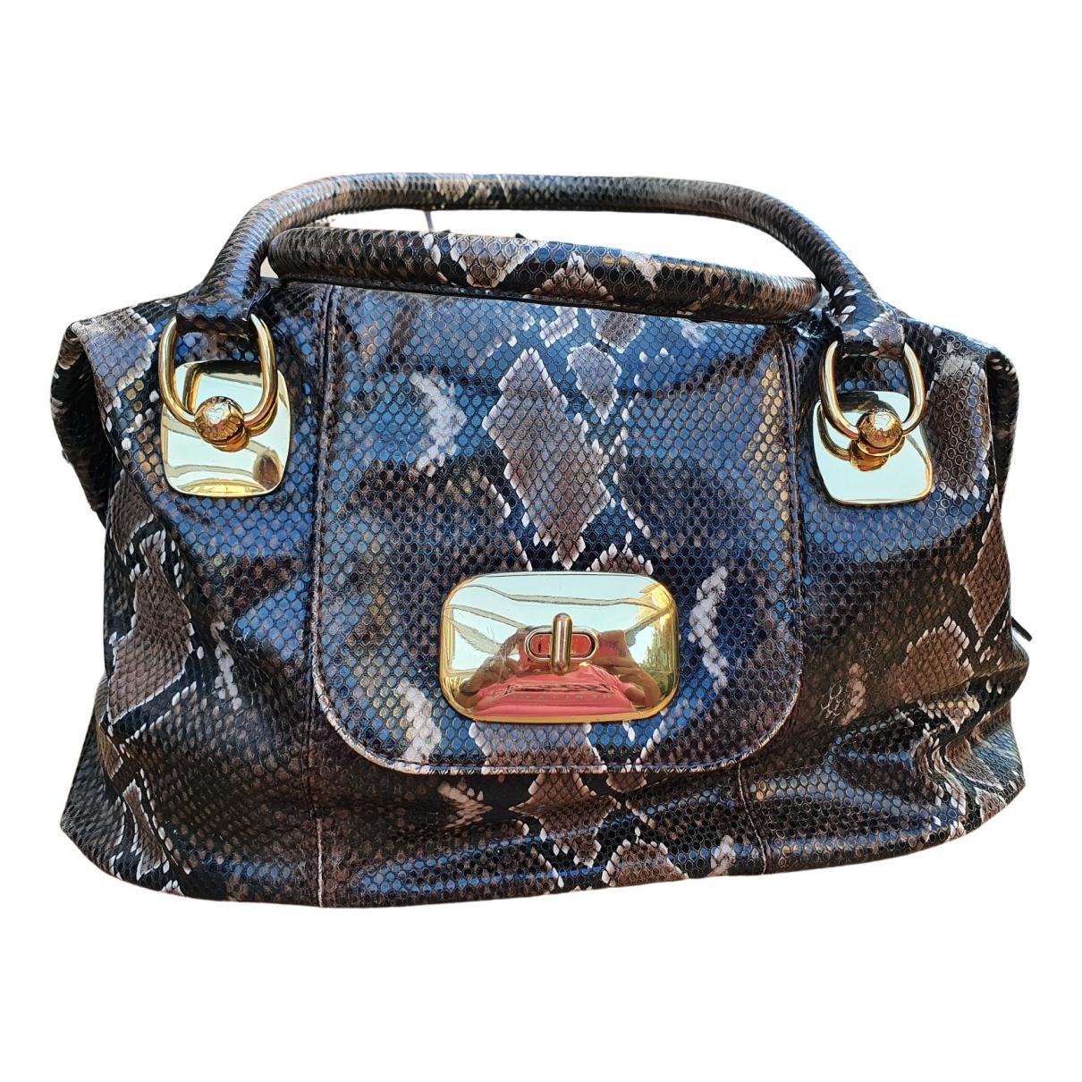 Moschino Love \N Handtasche in  Bunt Polyester