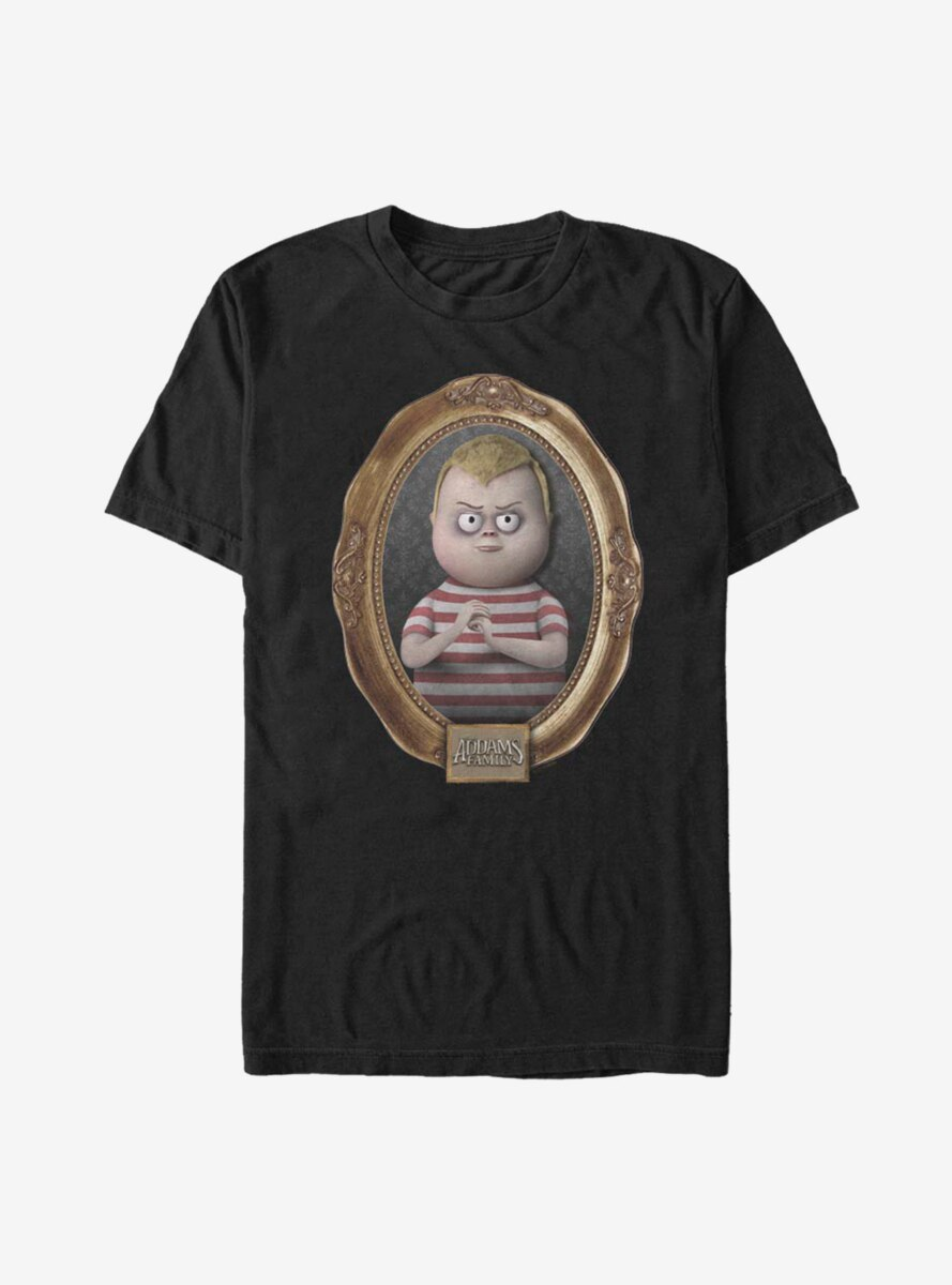 The Addams Family Pugsley Portrait T-Shirt