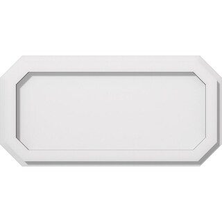 Emerald Architectural Grade PVC Contemporary Ceiling Medallion (18