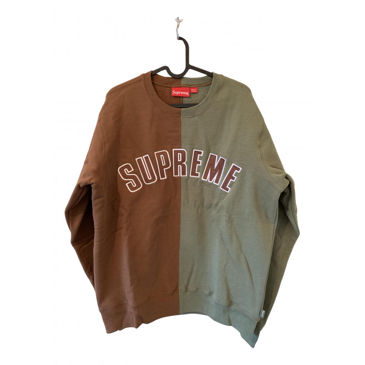 Sudadera Supreme