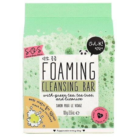 OH K! Clarifying Facial Soap - 3.53 oz