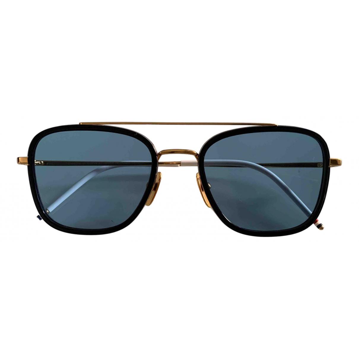 Gafas de aviador Thom Browne