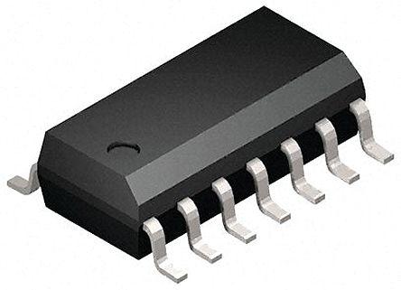 STMicroelectronics M74HC280YRM13TR, 9bit-Bit Parity Generator and Checker, 2 → 6 V, 14-Pin SOIC (10)