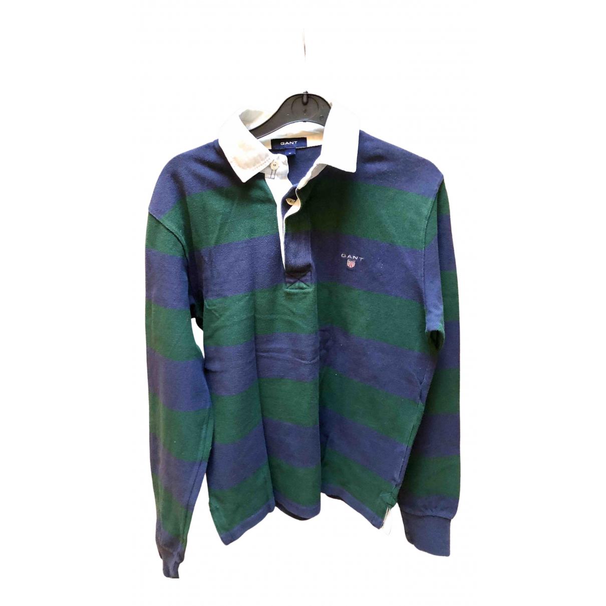 Gant - Polos   pour homme en coton - multicolore