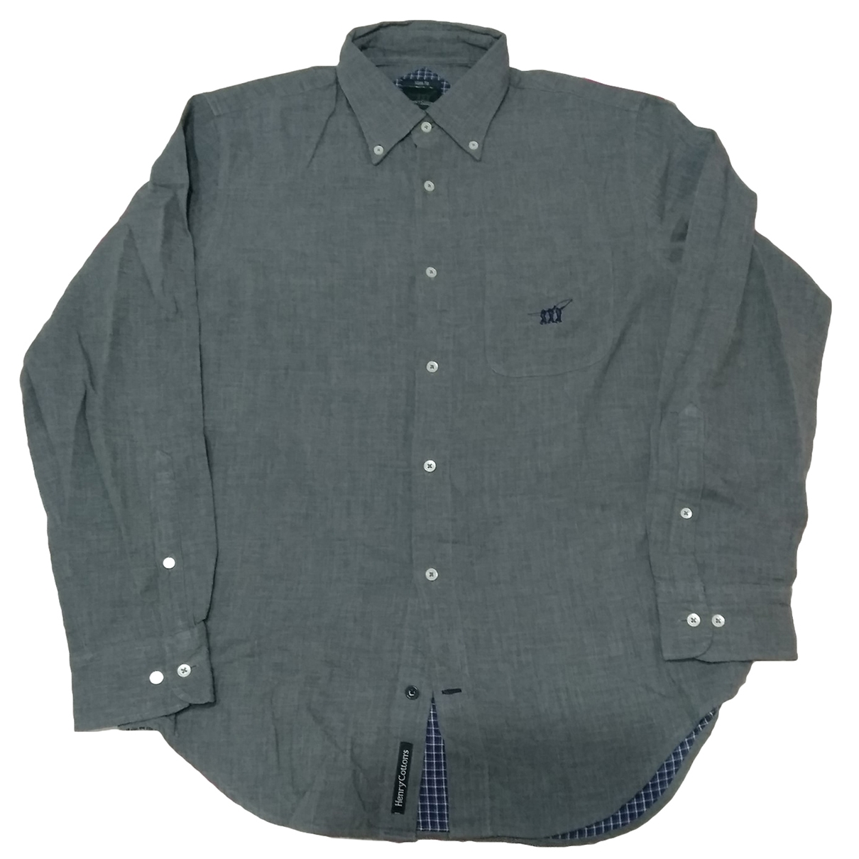 Camisas Henry Cotton