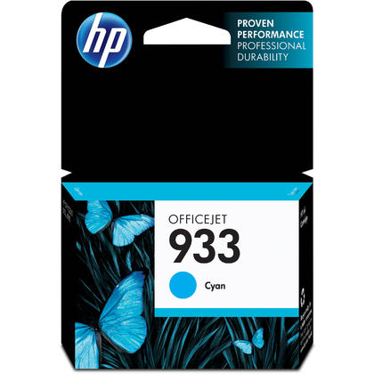 HP 933 CN058AN cartouche d'encre originale cyan