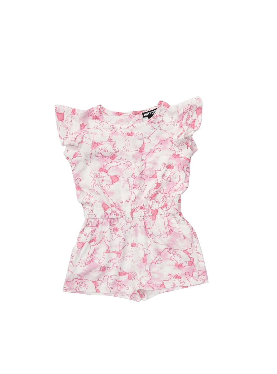 Disney The Aristocats Tie-Dye Toddler Romper - BoxLunch Exclusive