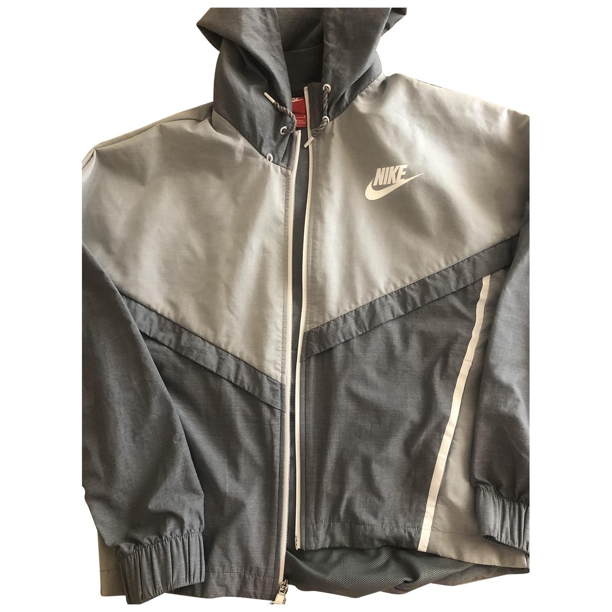 Nike \N Grey jacket for Women L International