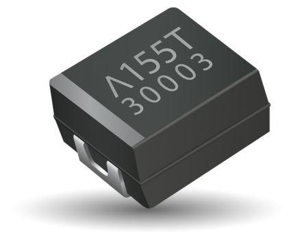 AVX Tantalum Capacitor 220μF 4V dc Polymer Solid ±20% Tolerance , TCQ (500)