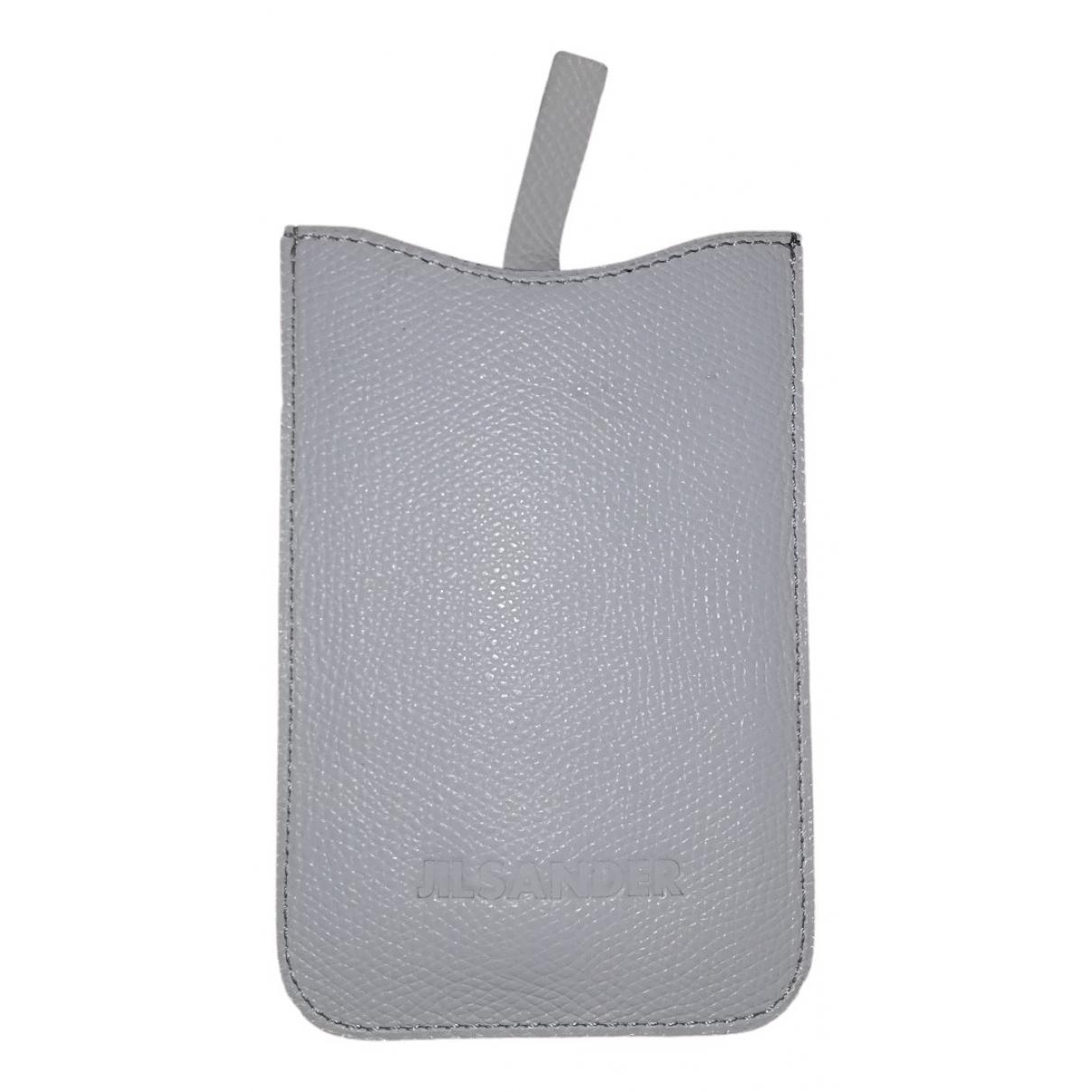 Jil Sander - Accessoires   pour lifestyle en cuir - blanc