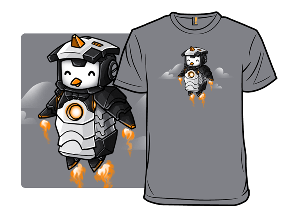 Ironpenguin T Shirt