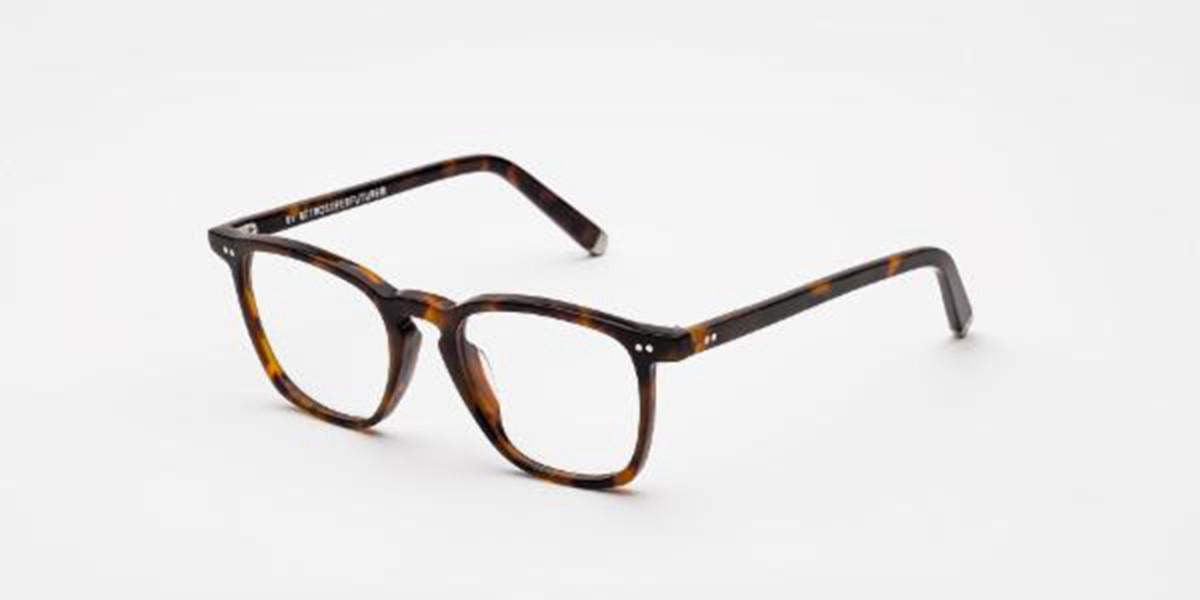 Retrosuperfuture Numero 35 Classic Havana Asian Fit INTH KMV Men's Glasses Tortoise Size 54 - Free Lenses - HSA/FSA Insurance - Blue Light Block