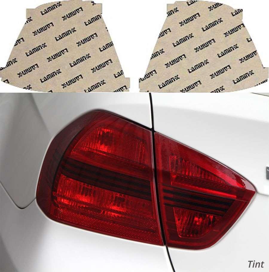 Mitsubishi Galant 04-06 Tint Tail Light Covers Lamin-X MT206T