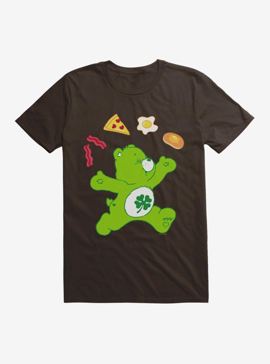Care Bears Good Luck Bear Breakfast T-Shirt