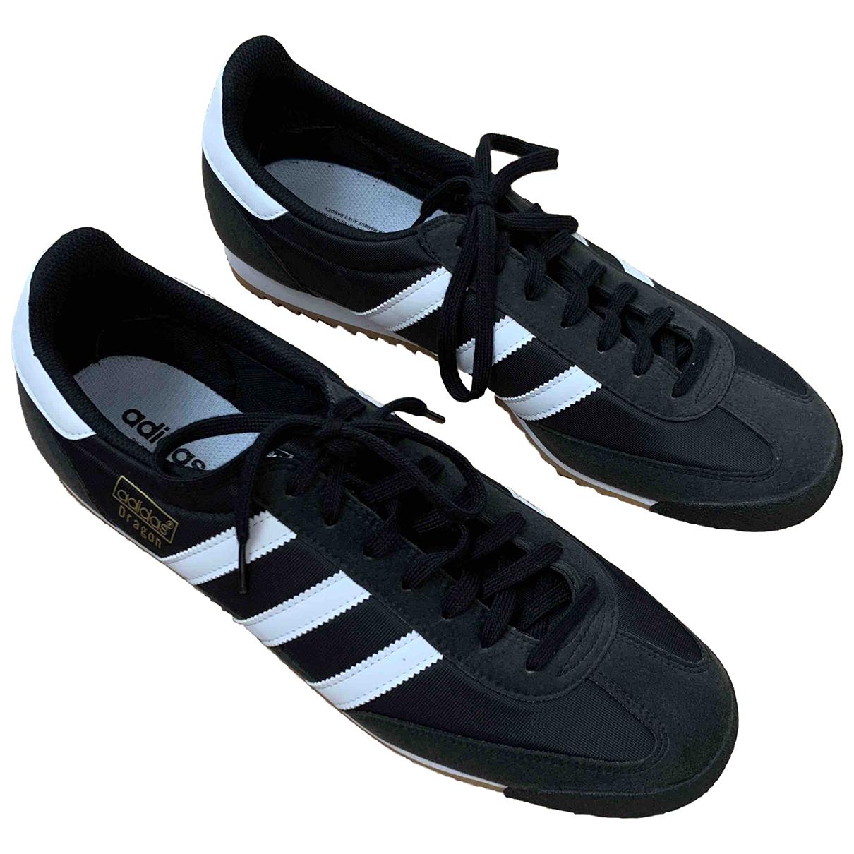 Adidas - Baskets Gazelle pour homme en toile - noir