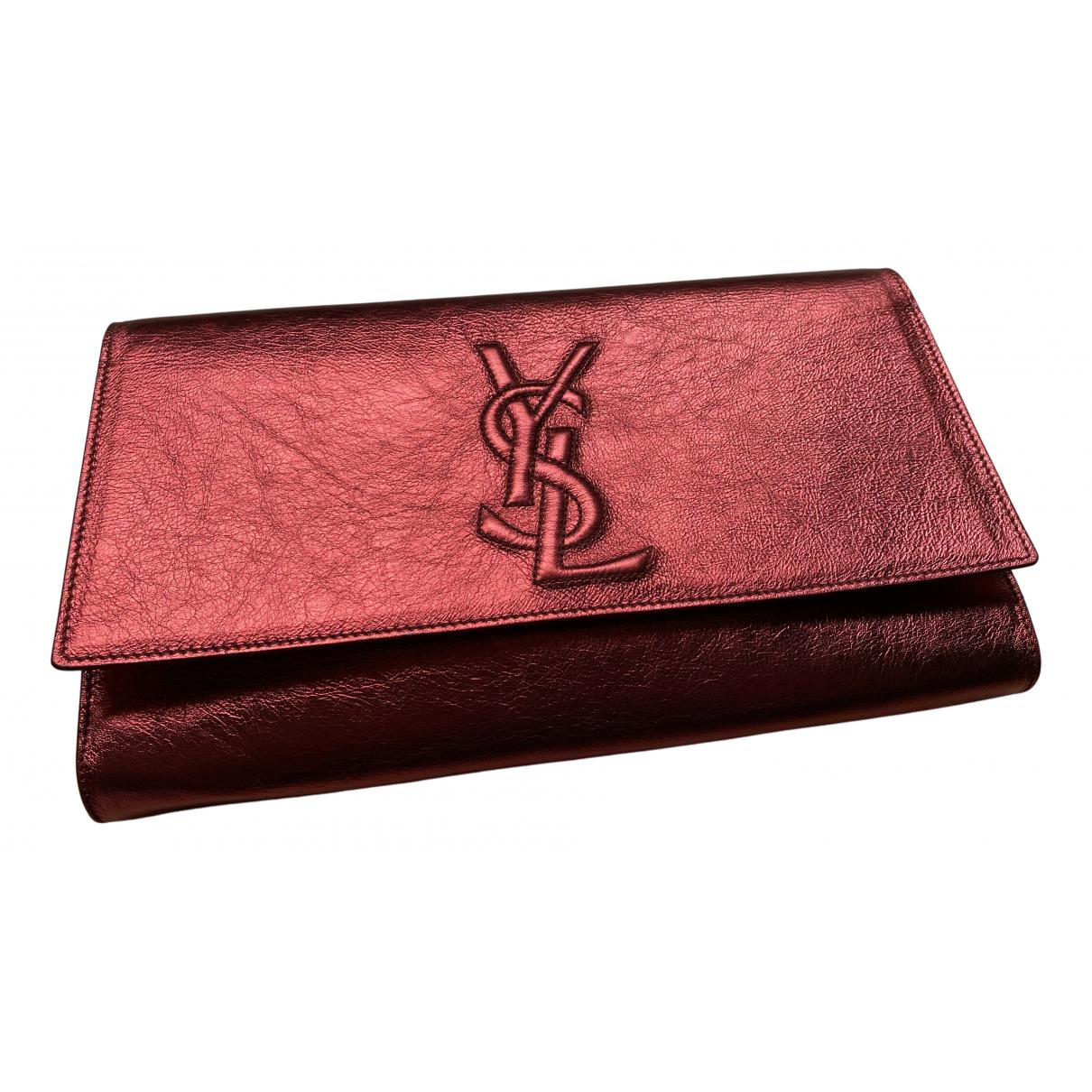 Pochette Belle de Jour de Cuero Yves Saint Laurent