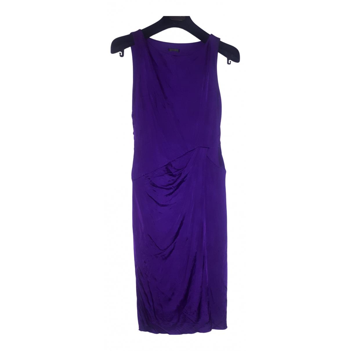 Versace \N Purple dress for Women 40 IT