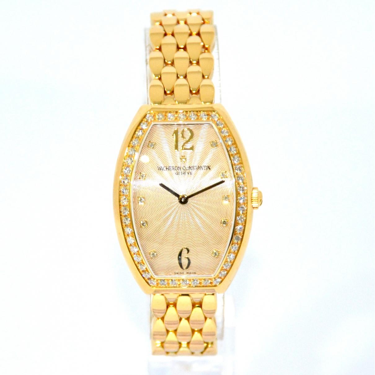 Reloj Vintage de Oro amarillo Vacheron Constantin