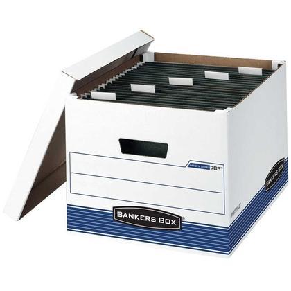 Bankers Box® Hang'N'Stor™ File Storage Box, Letter/Legal