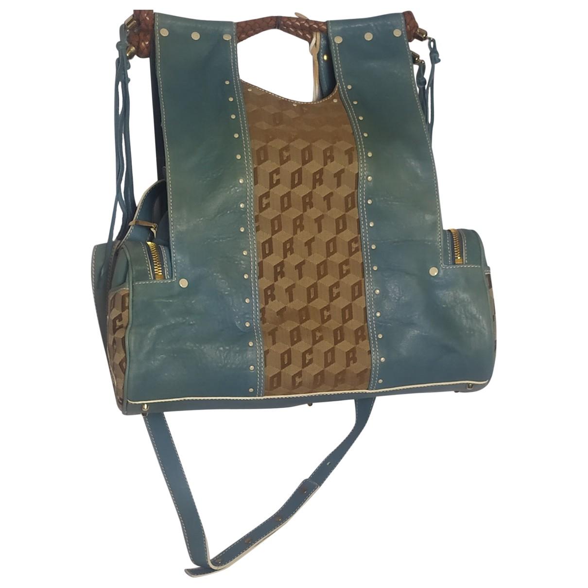 Corto Moltedo N Multicolour Leather handbag for Women N