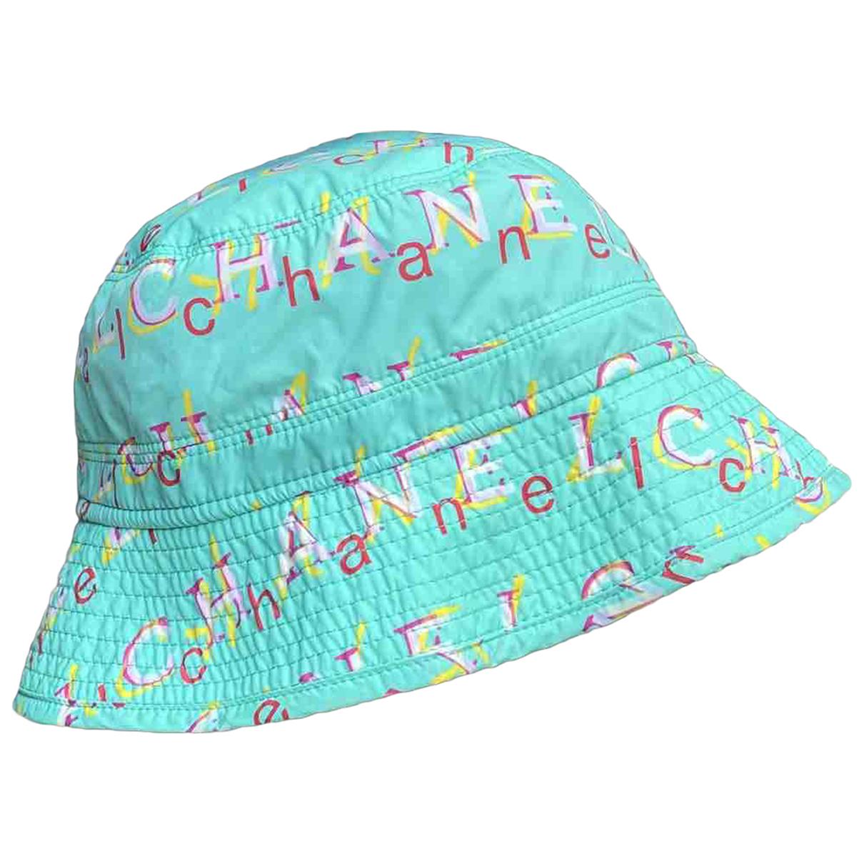 Chanel \N Turquoise hat for Women M International