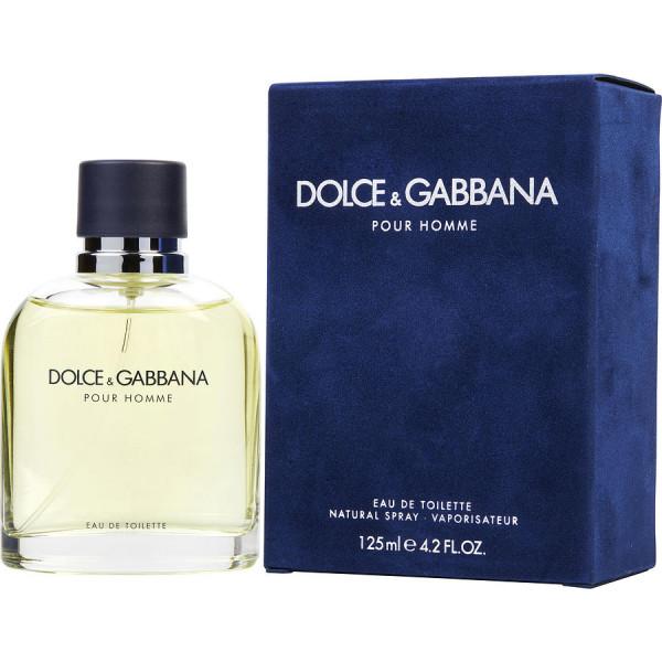 Dolce & Gabbana Pour Homme - Dolce & Gabbana Eau de Toilette Spray 125 ML