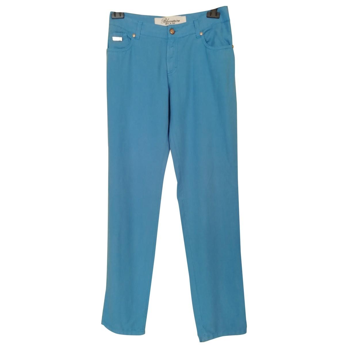 Pantalon largo Blumarine