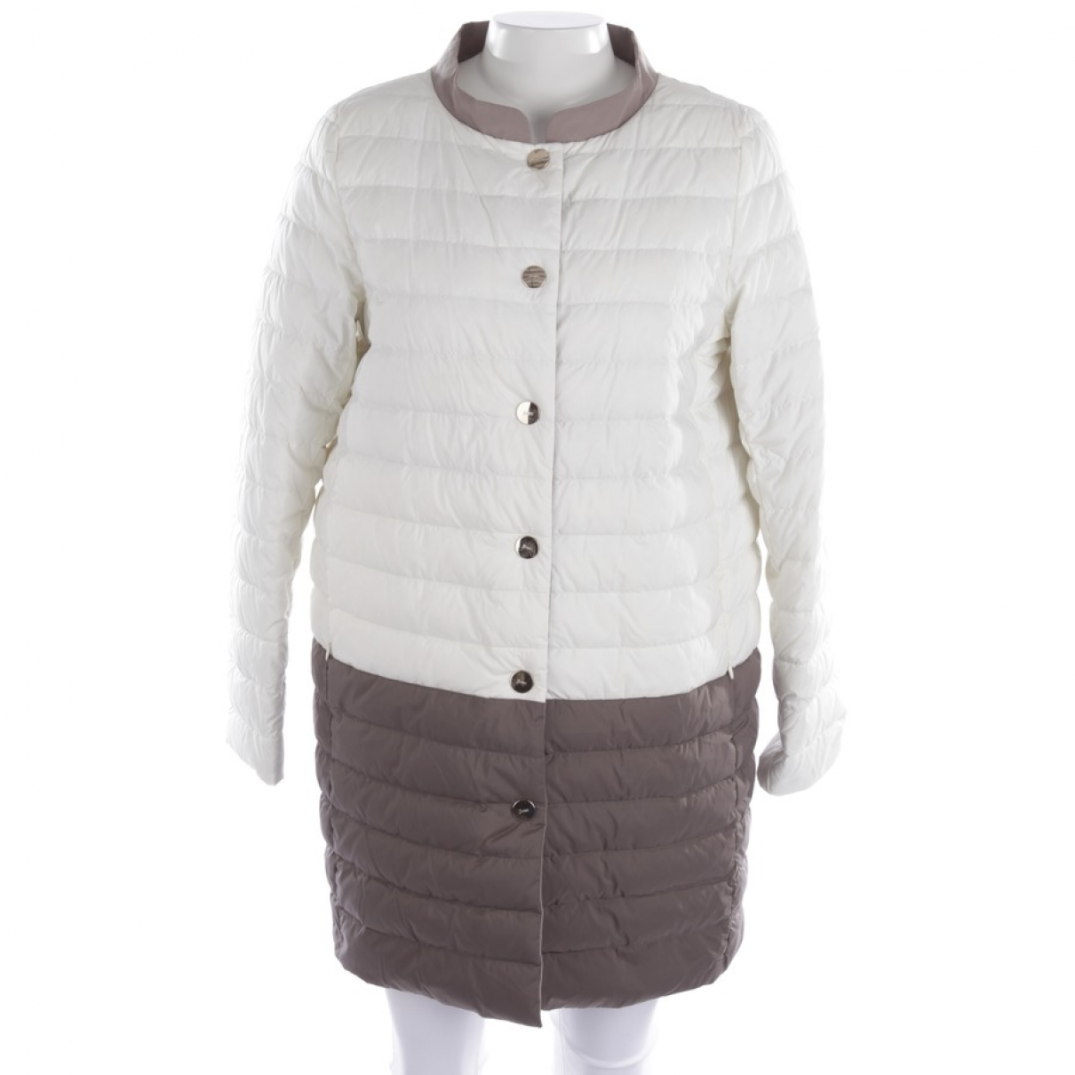 Herno \N Beige jacket for Women 42 FR