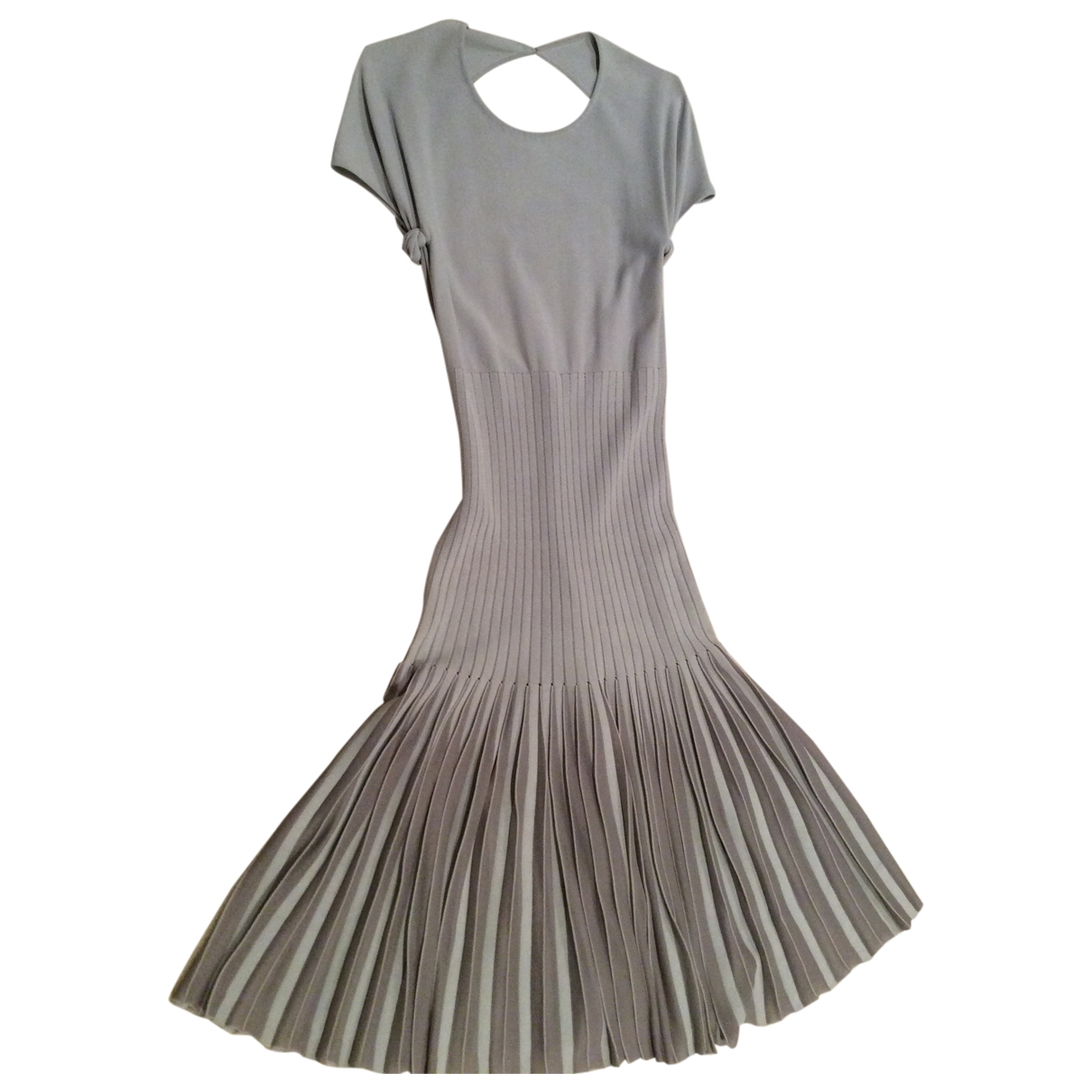 Alaia - Robe   pour femme - argente