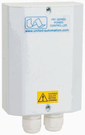 United Automation , PR1-E-6KW, HVAC Control, 6kW, 25A, 1.1kg, 140 x 99 x 80mm