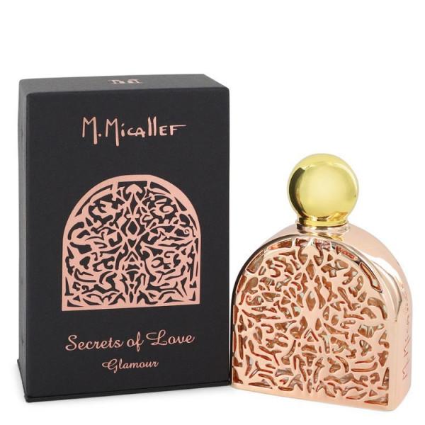 Secrets Of Love Glamour - M. Micallef Eau de parfum 75 ML