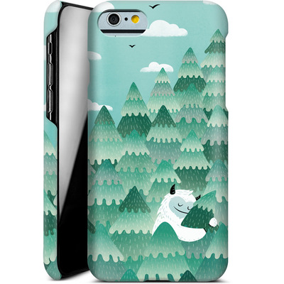Apple iPhone 6s Smartphone Huelle - Tree Hugger von Little Clyde