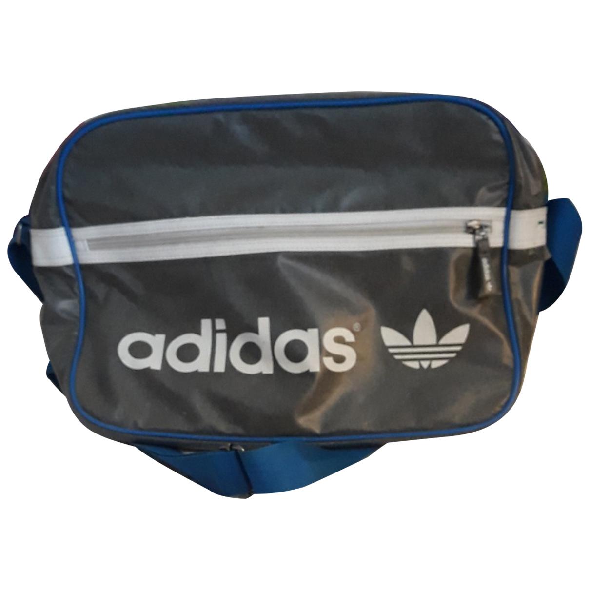 Adidas \N Kleinlederwaren in  Anthrazit Polyester