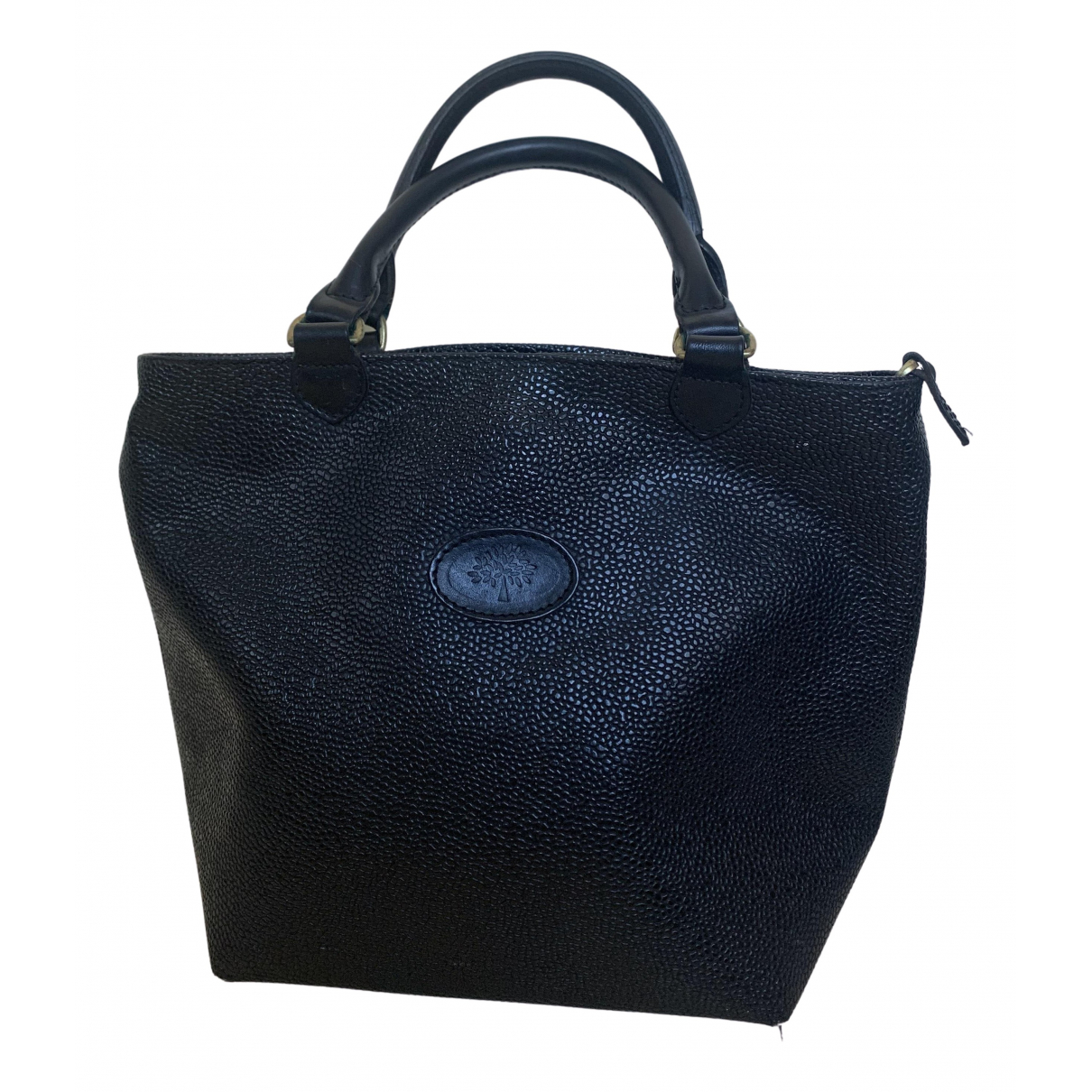 Mulberry N Black Cloth handbag for Women N