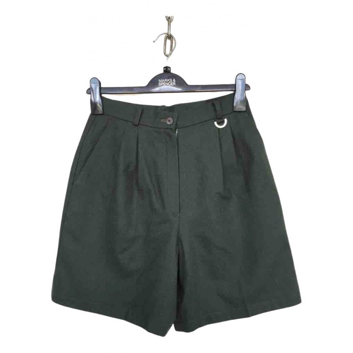 Dior \N Green Cloth Shorts for Women S International