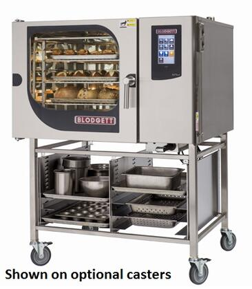 BCT62E Single Electric Boiler based Combination-Oven and Steamer with Touchscreen Control  Multiple modes  Self cleaning system   Stainless Steel
