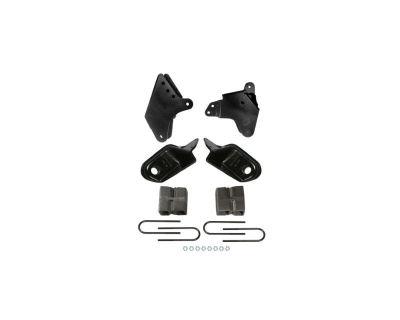 Skyjacker 186P Component Box For PN 186PK 6 Inch Lift w/Bracket Rear U Bolt Kit Rear Block