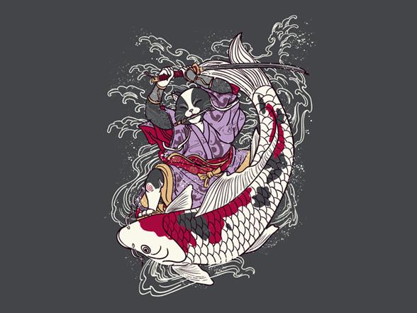 Kittentarō T Shirt