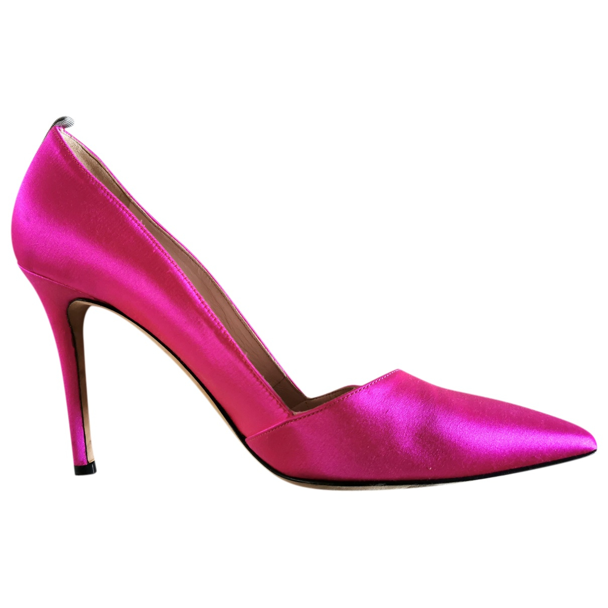 Sjp By Sarah Jessica Parker \N Pumps in  Rosa Leinen