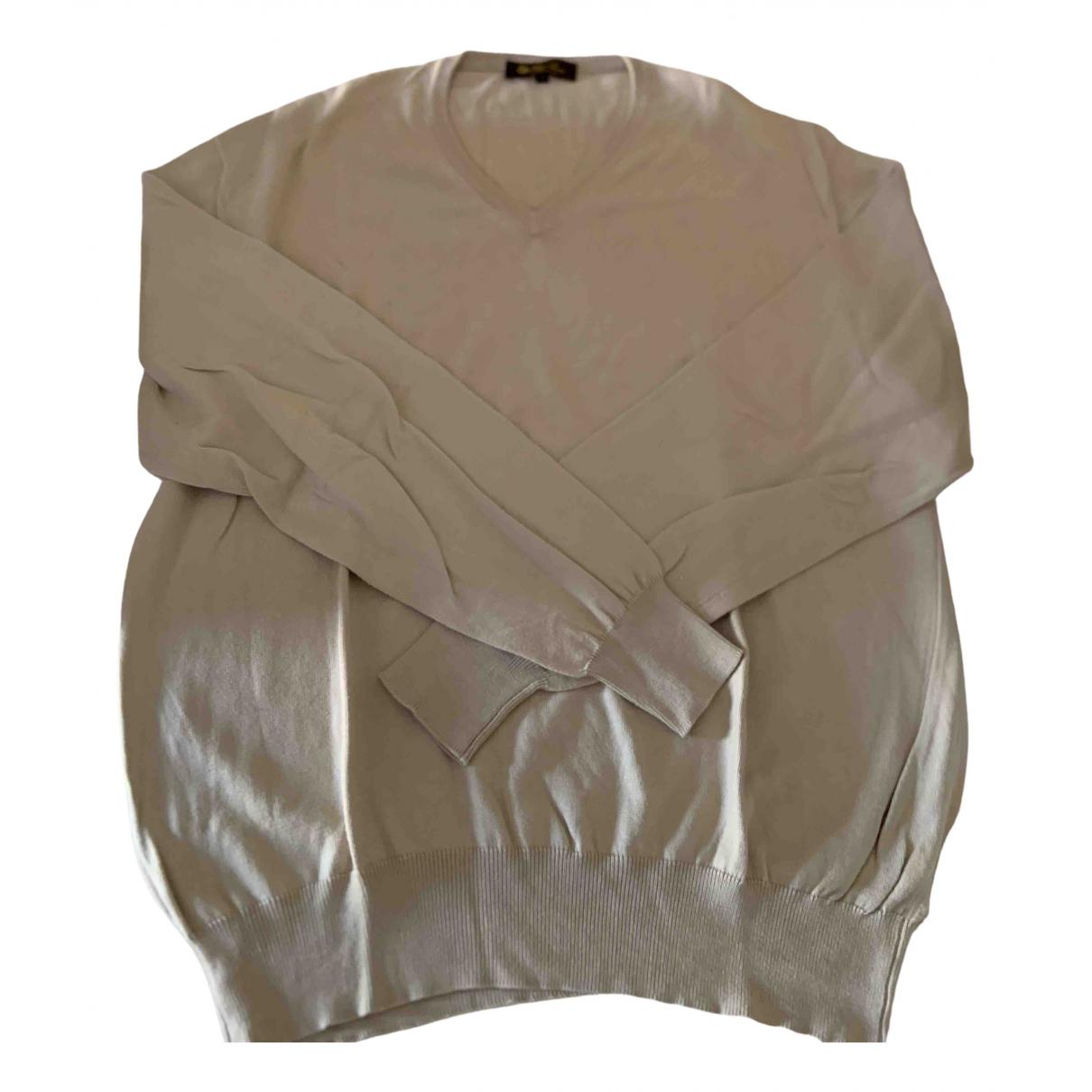 Loro Piana N Beige Cotton Knitwear & Sweatshirts for Men 54 IT