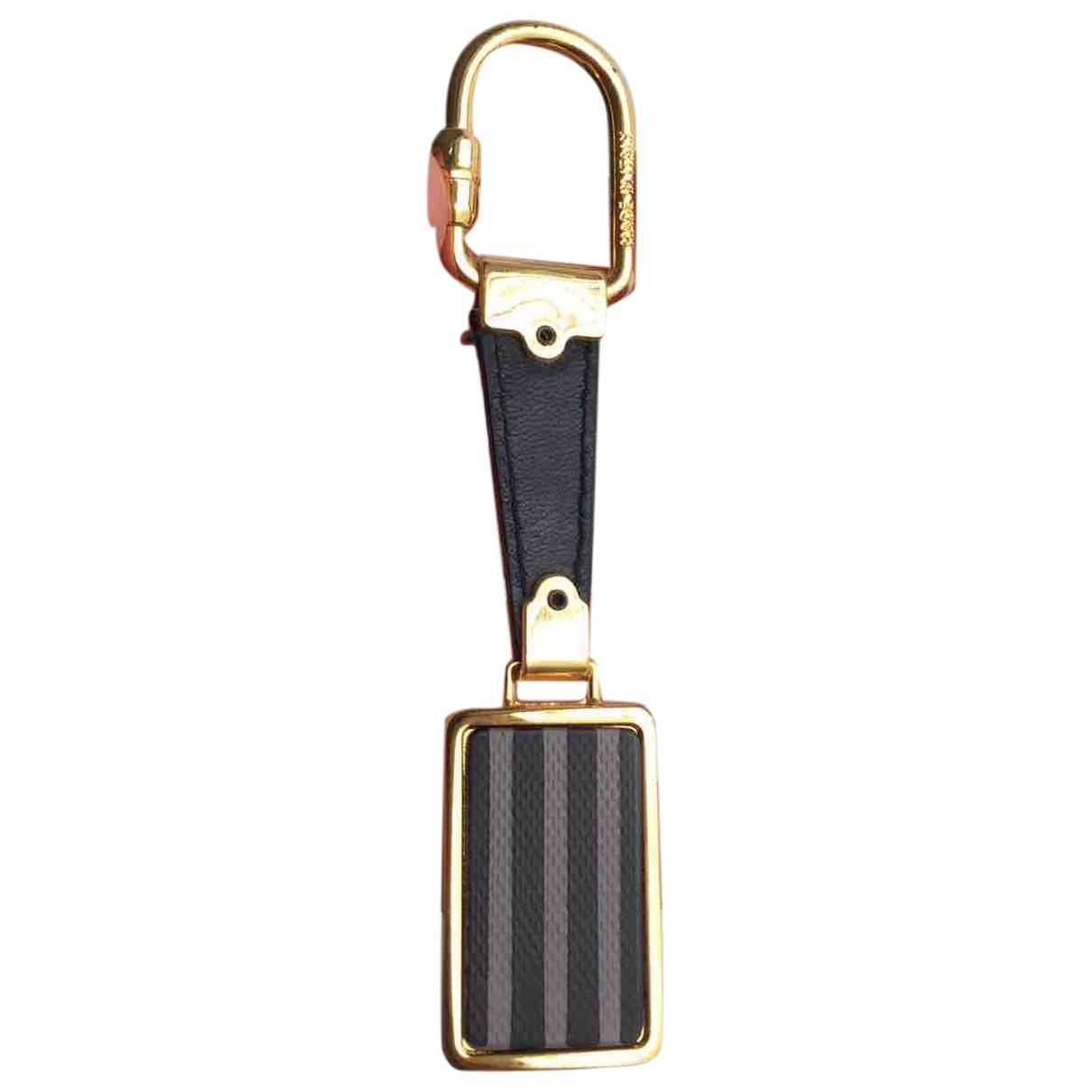 Fendi N Gold Leather Purses, wallet & cases for Women N