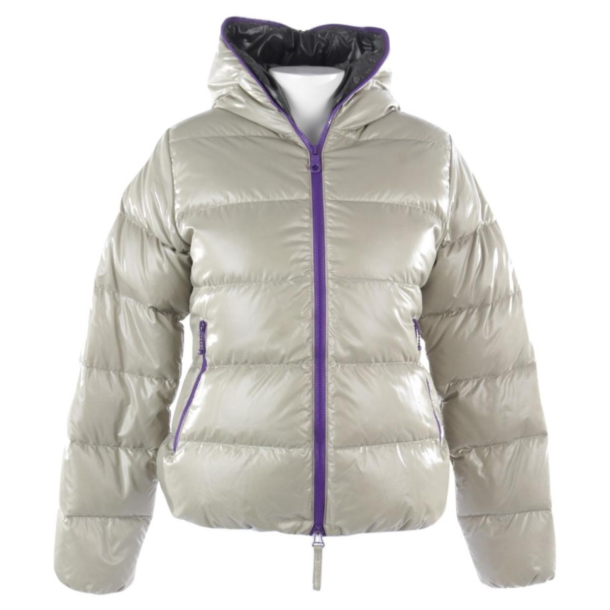 Duvetica \N Beige jacket for Women 38 FR