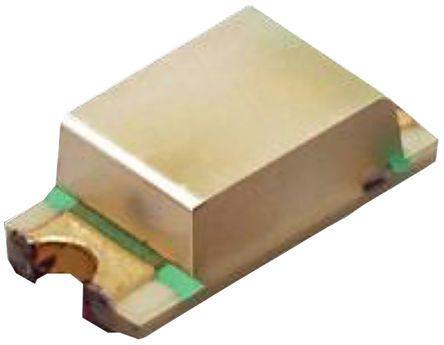 ROHM 2.2 V Orange LED 1608 (0603) SMD,  SML-D12D1WT86 (100)