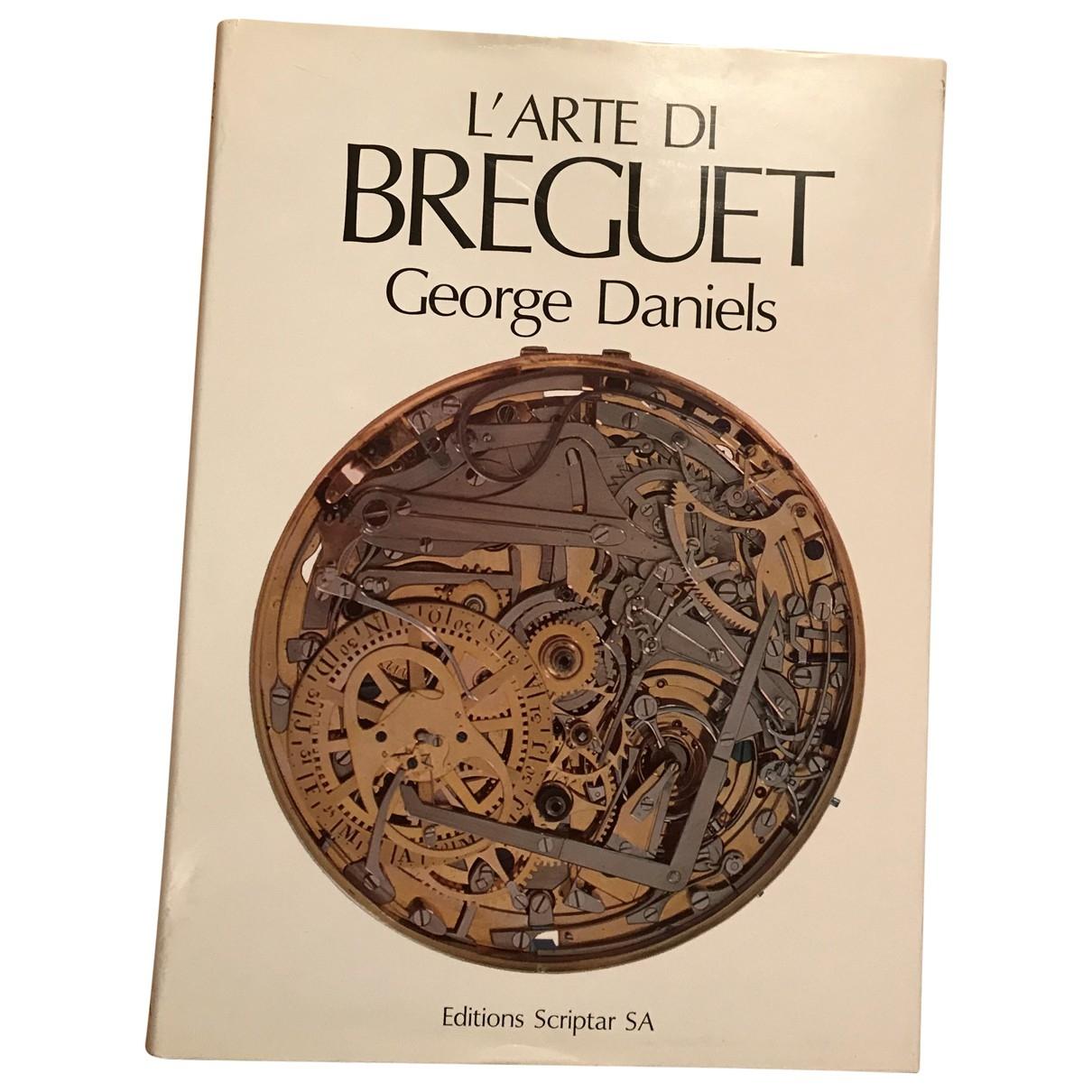 Breguet - Mode   pour lifestyle en bois - blanc