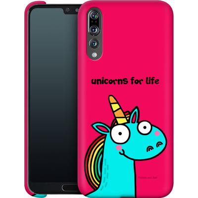 Huawei P20 Pro Smartphone Huelle - Unicorns for Life von Flossy and Jim